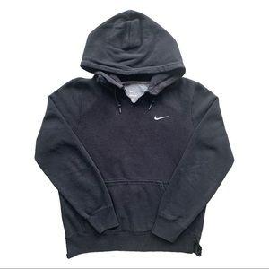 Distressed Black Nike Essential Hoodie